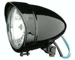 4-1/2in ストレッチヘッドライト H4 ブラック