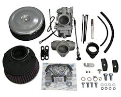 ミクニ HSR45 トータルキット 84-99y EVO BT用