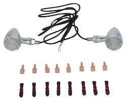 クリアキン TORPEDO LEDテール/ウインカー クローム