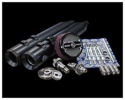 ステージII パフォーマンスキット 99-06yBT 509G ブラック